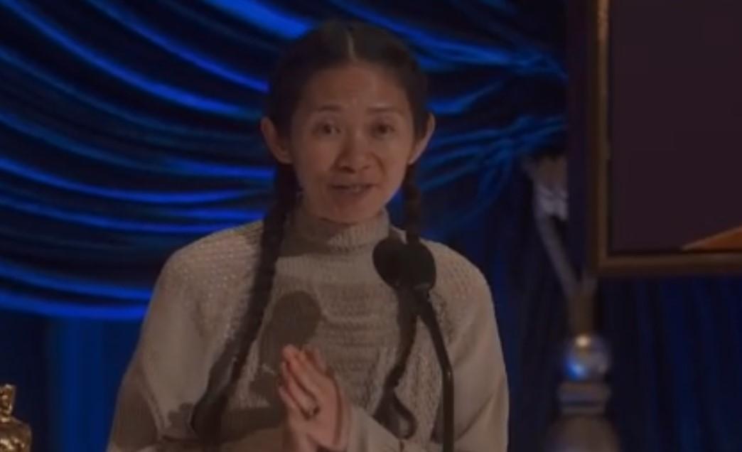 Oscars Chloé Zhao