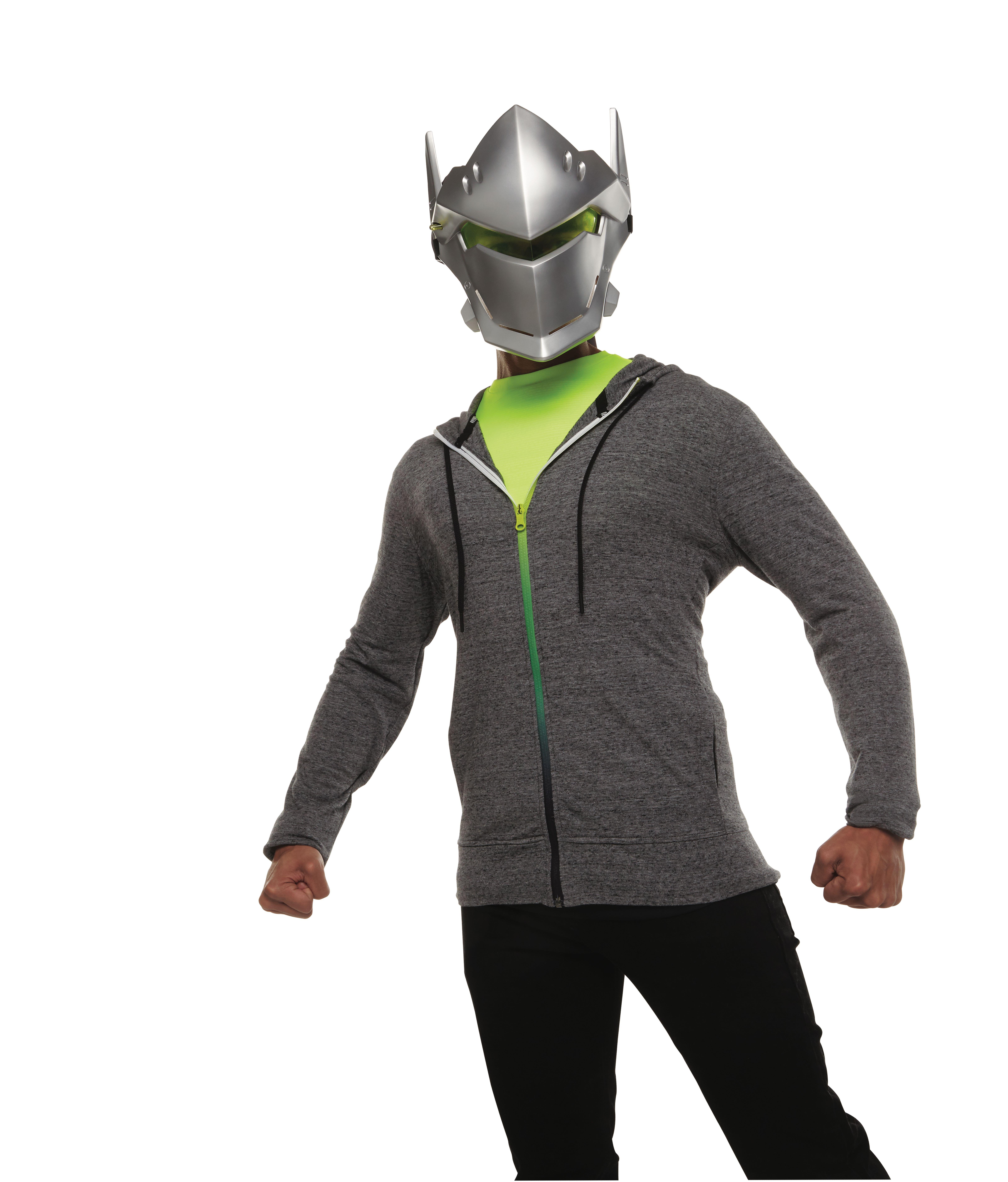 Overwatch Genji Roleplay Mask