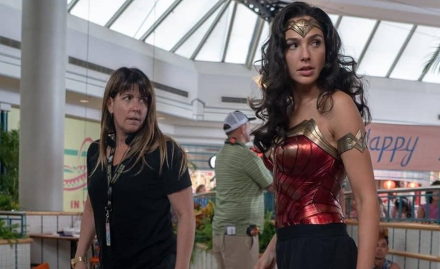 Patty Jenkins on the challenges and comedy of 'Wonder Woman 1984'