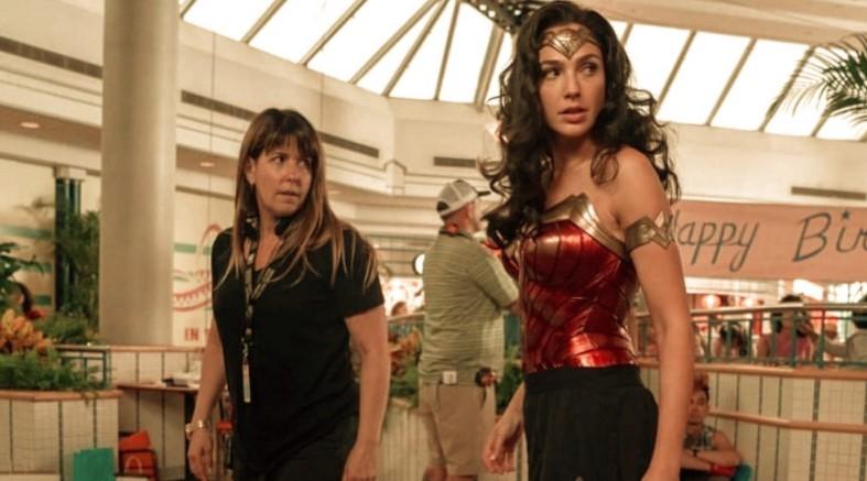 Patty Jenkins Wonder Woman Gal Gadot