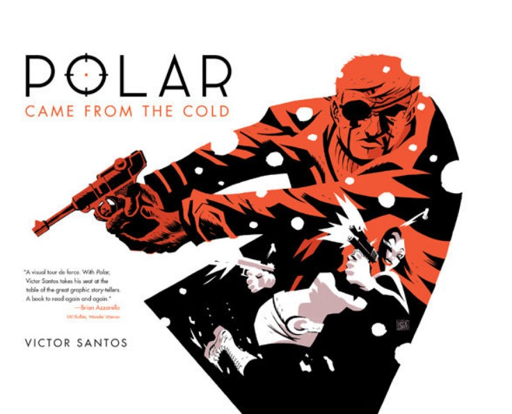 Polar comic graphic novel