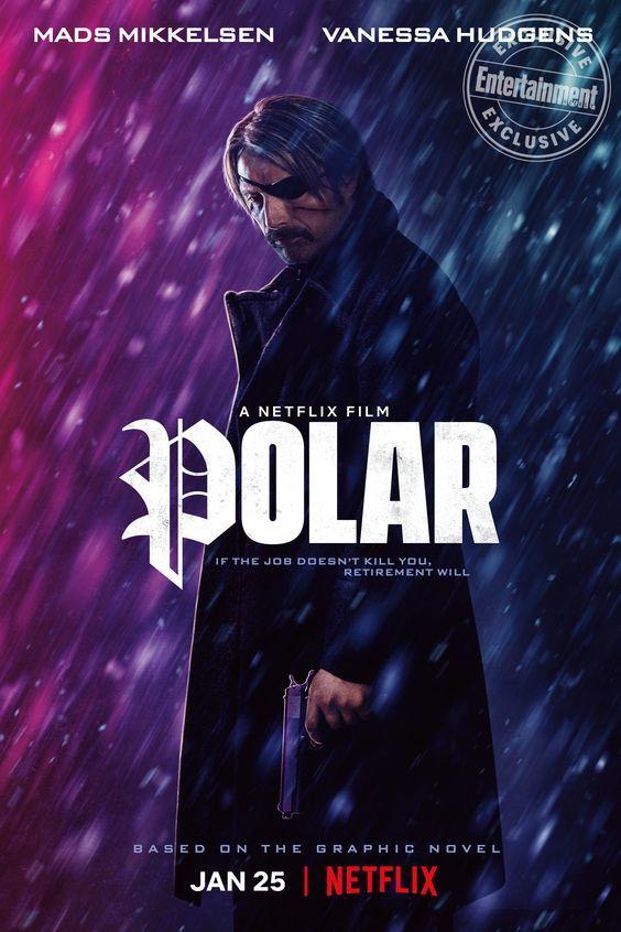 Netflix Polar Trailer | Cosmic Book News