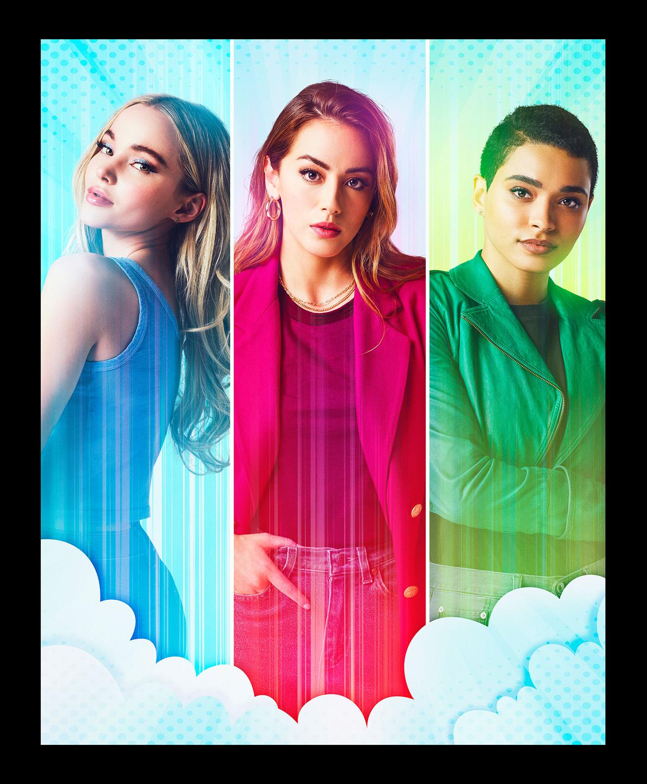 Powerpuff Girls The CW