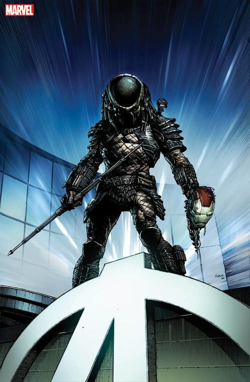 Aliens Marvel Comics