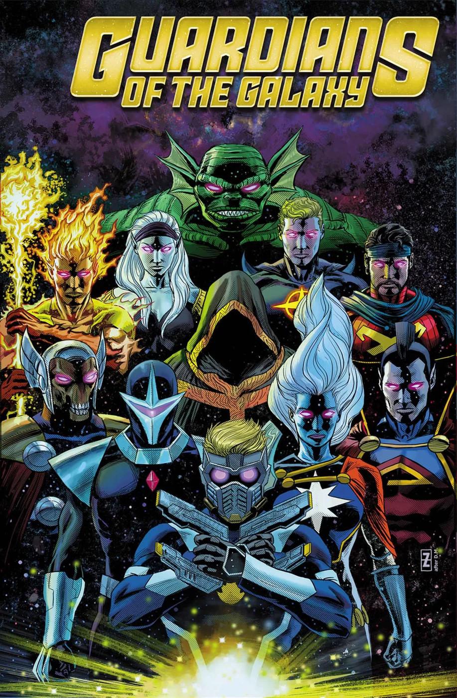 Quasar Darkhawk Guardians of the Galaxy