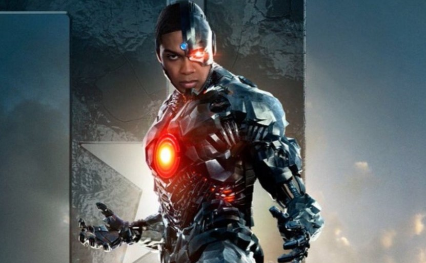 Ray Fisher Cyborg Justice League DC