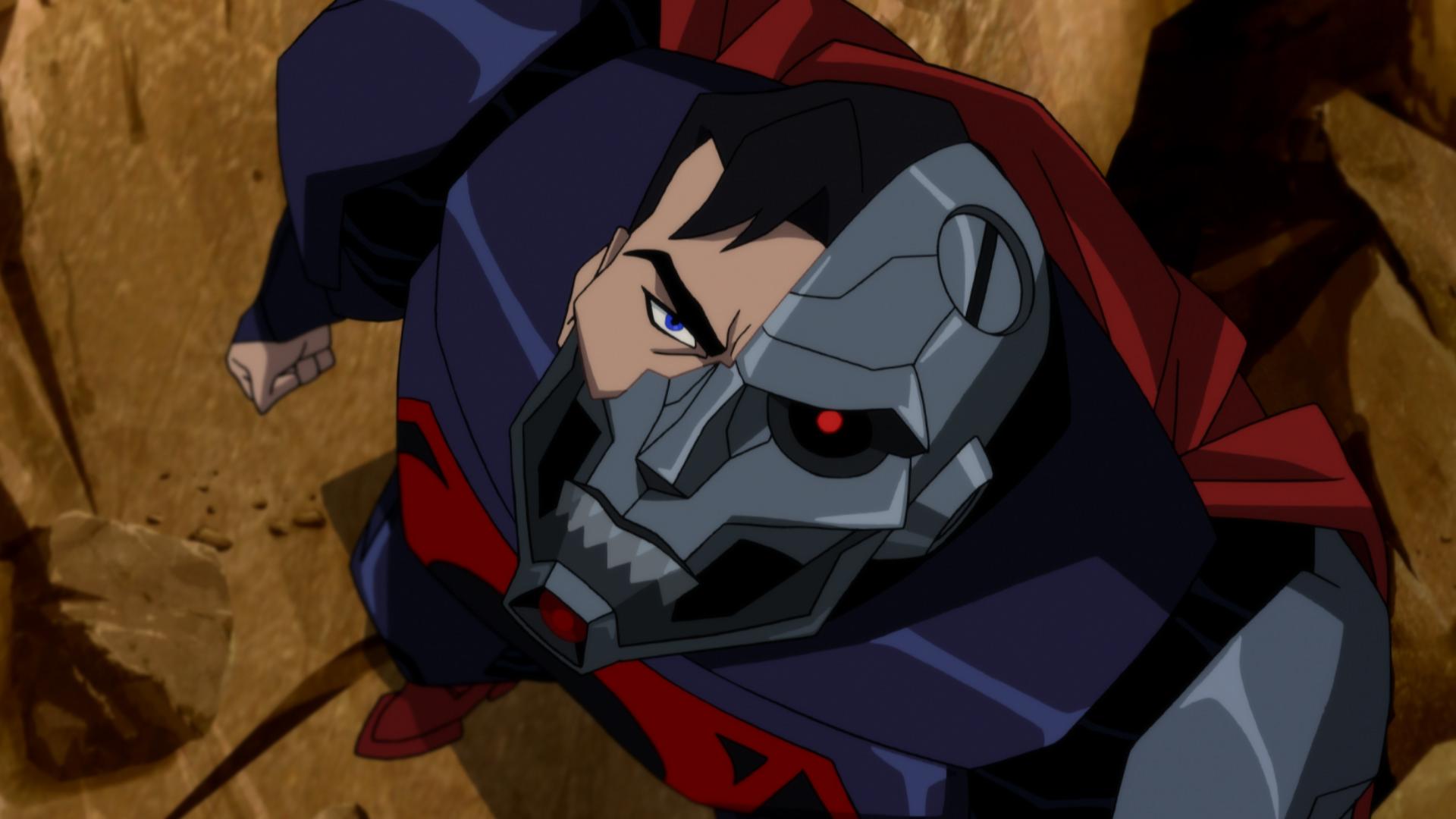 Reign of the Supermen Cyborg Supermen