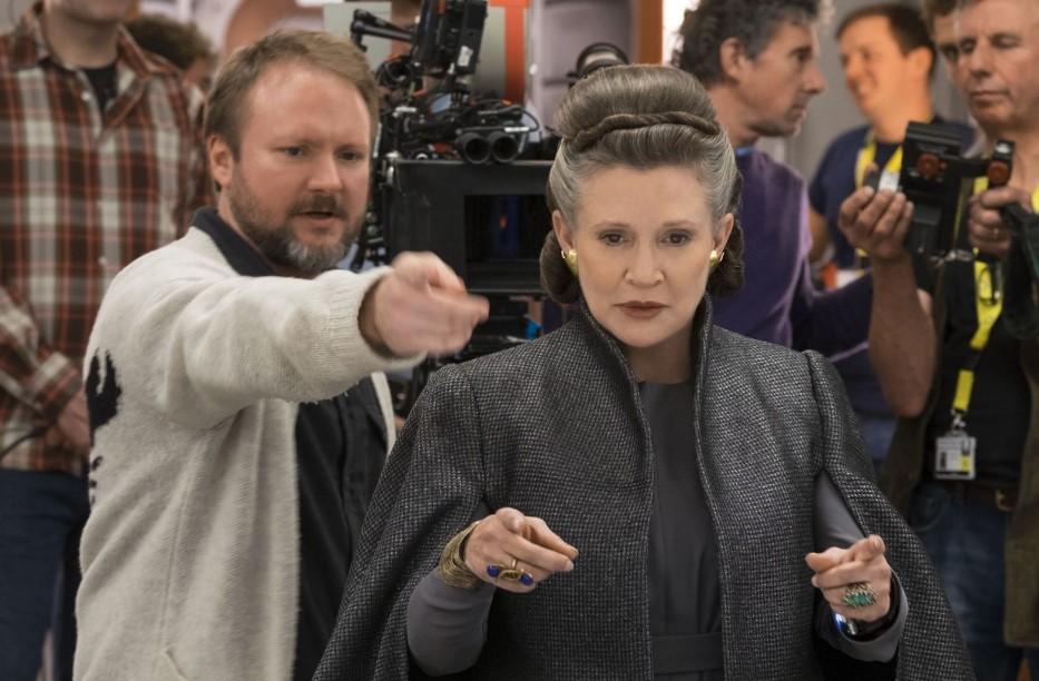 Disney Star Wars Rian Johnson