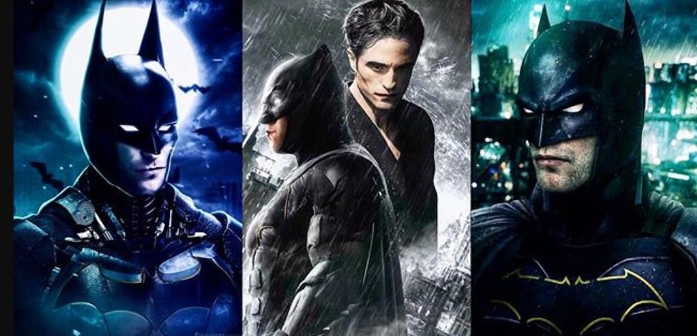 Robert Pattinson Batman fan art