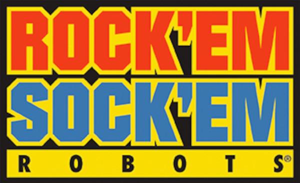 Rock em Sock em robots