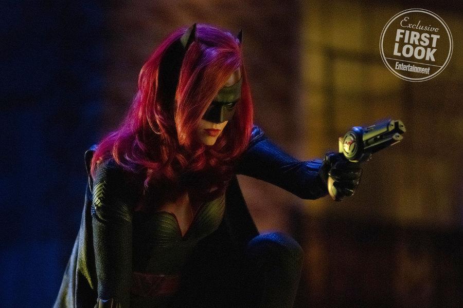 Rbuy Rose Batwoman