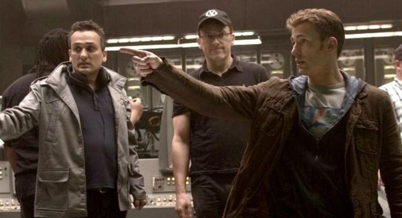 Russos Chris Evans Marvel