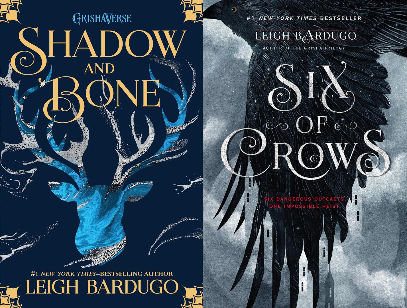 Netflix Announces Shadow and Bone Fantasy Series