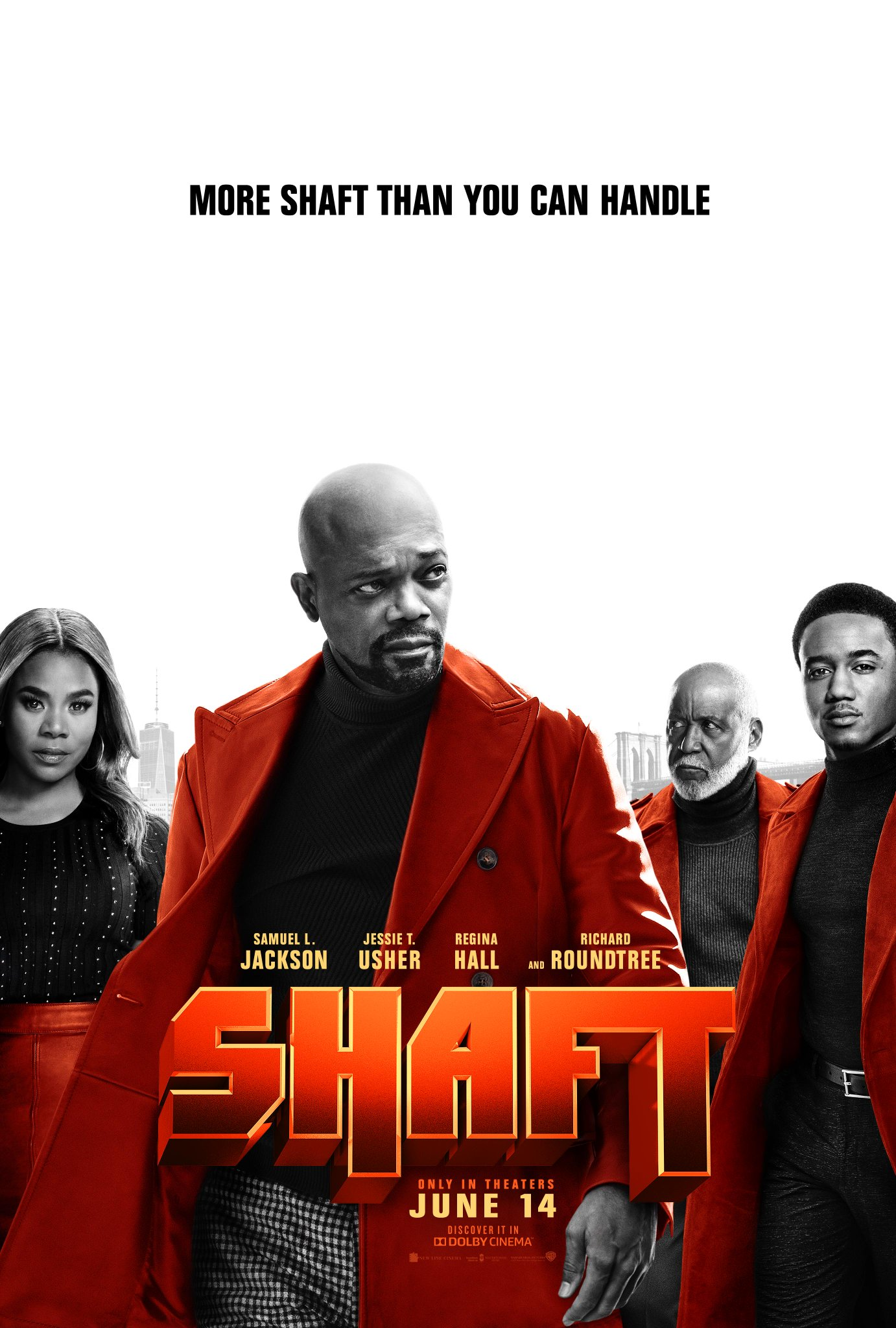 Shaft Samuel L Jackson