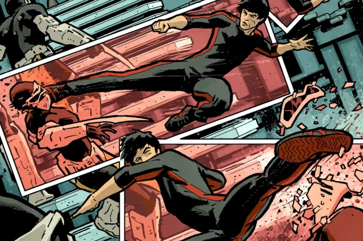 Marvel's 'Shang-Chi' Gets A Director