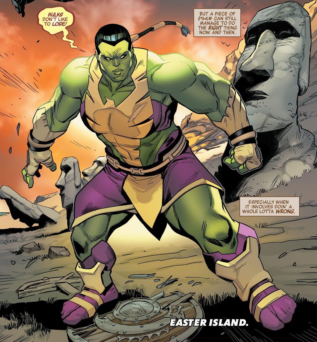 Marvel She-Hulk Avengers 42