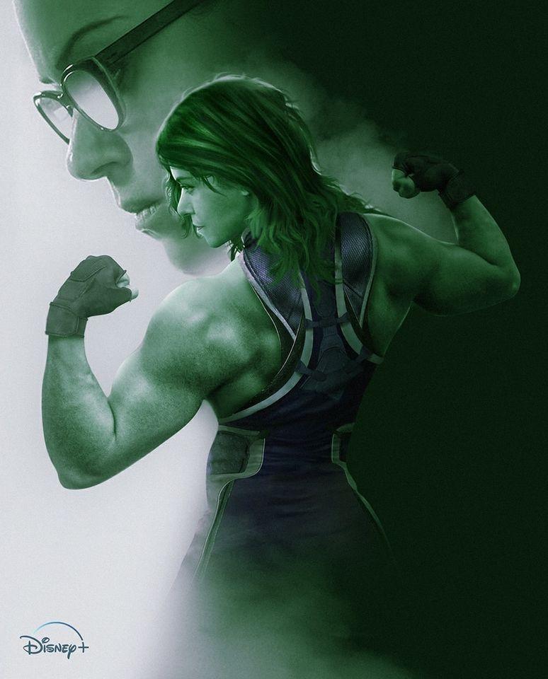 She-Hulk Tatiana Maslany fan art