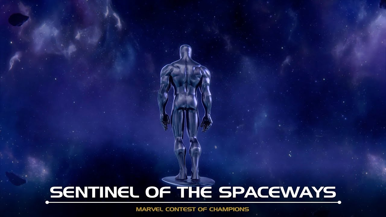Silver Surfer Marvel Contest of Champions