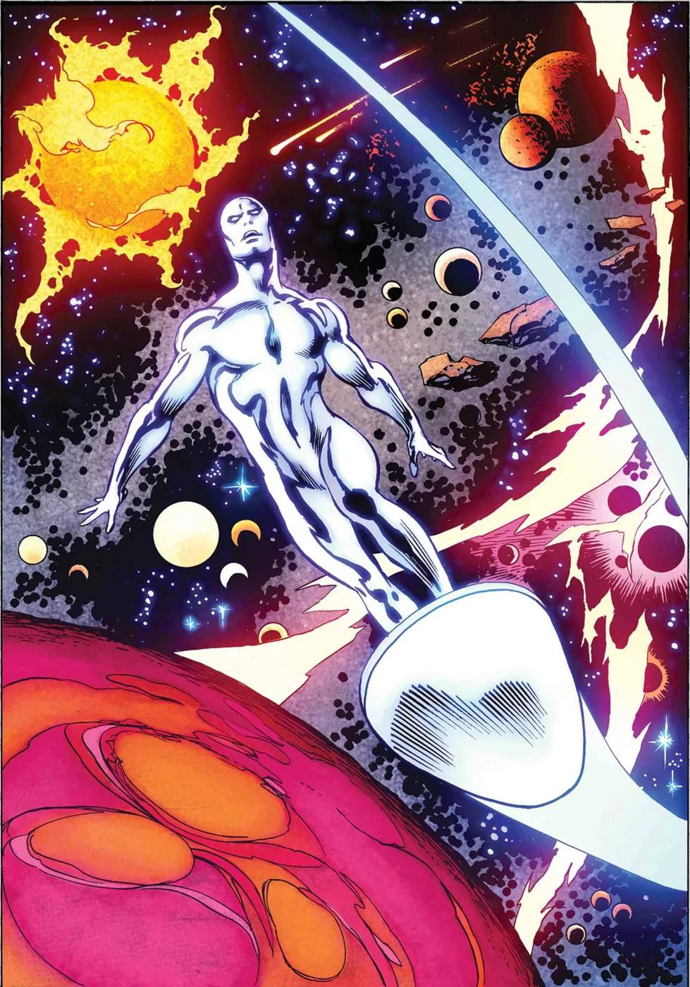 Silver Surfer Defenders