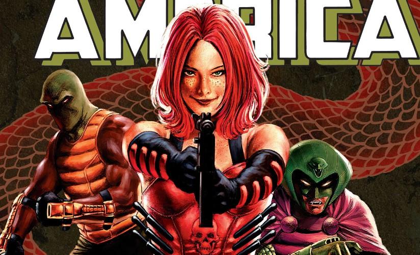 Sin Marvel Comics