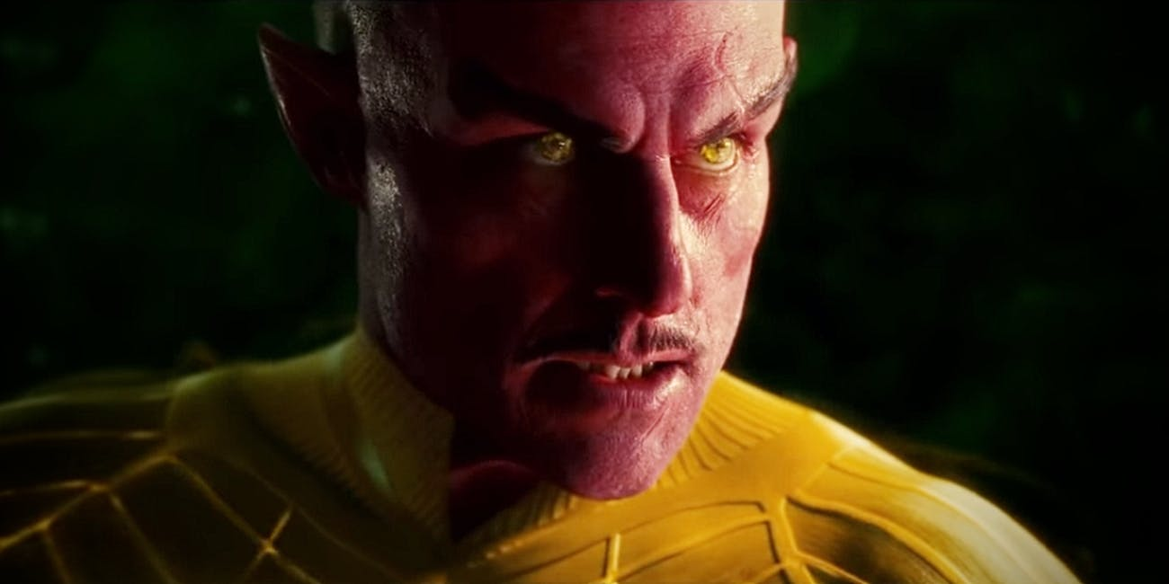 Green Lantern 2 Mark Strong Sinestro