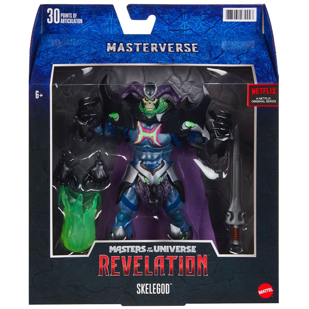 Skelegod He-Man Masters of the Universe Revelation