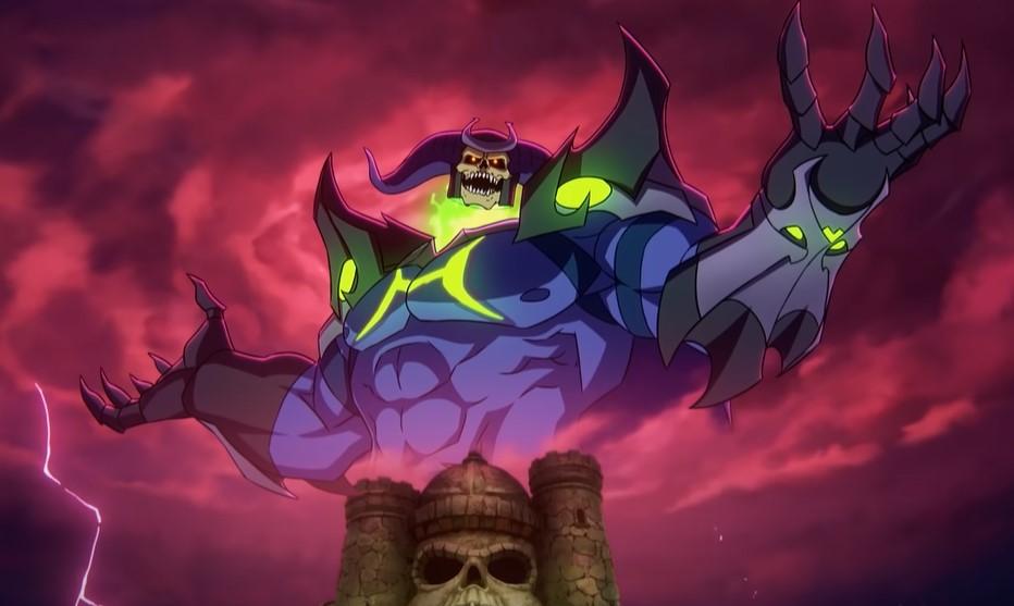 Kevin Smith He-Man Masters of the Universe Revelation Skelegod