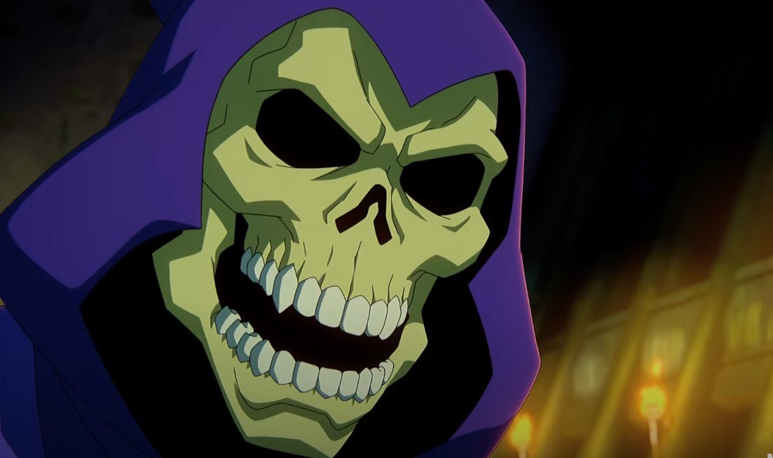 Mark Hamill Skeletor