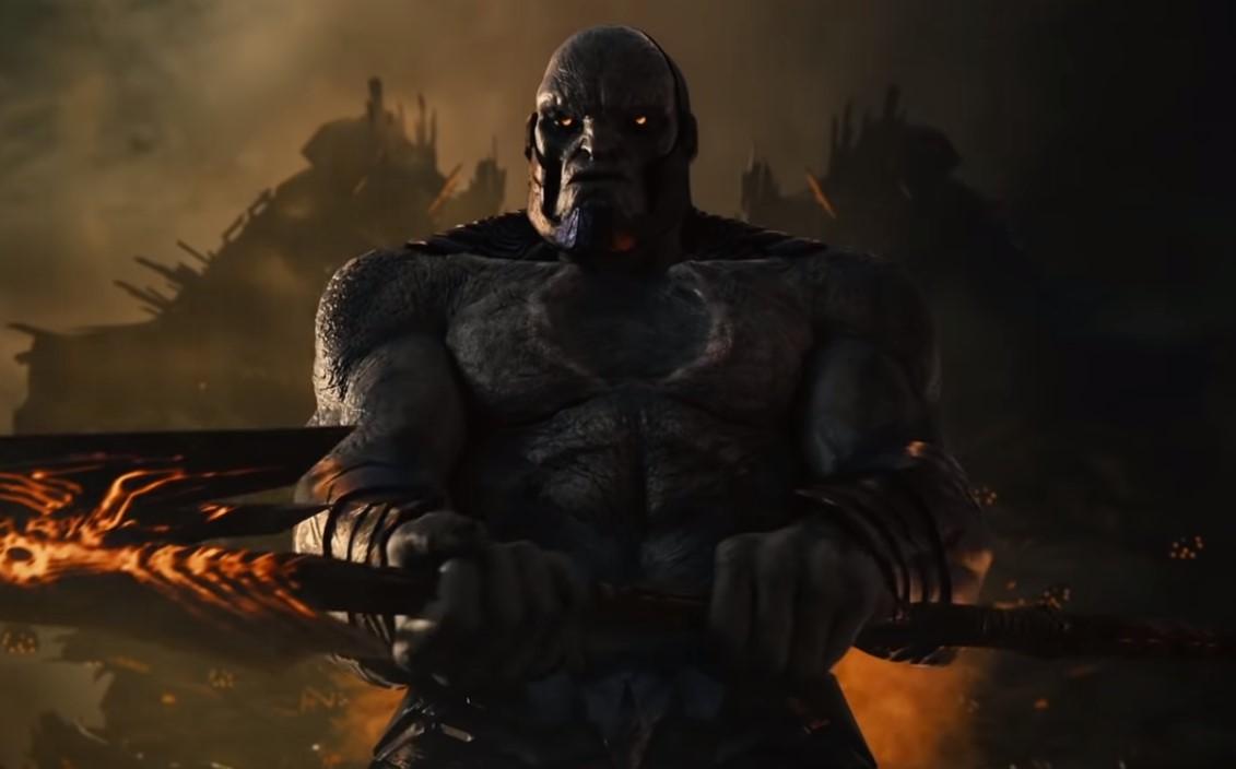 Snyder Cut trailer