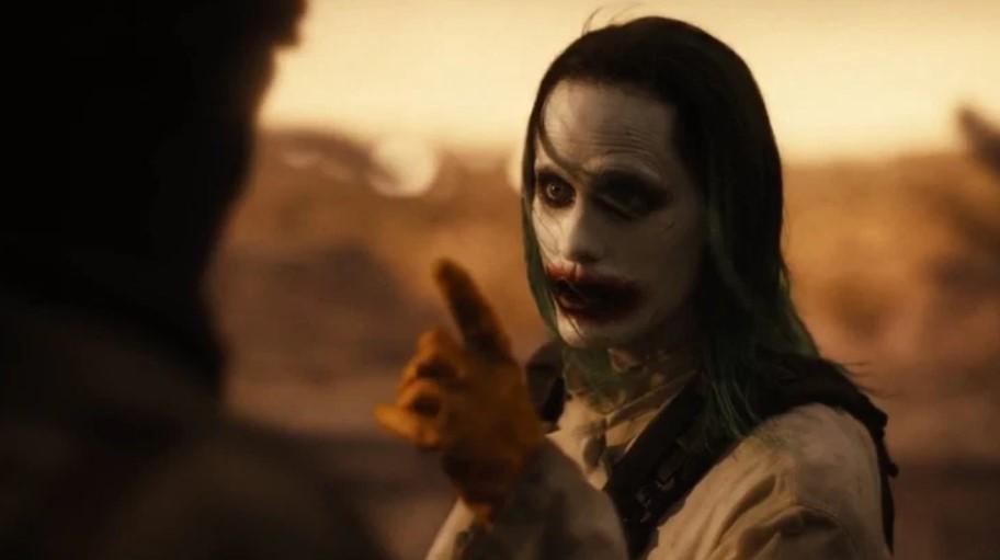 Joker Justice League Jared Leto