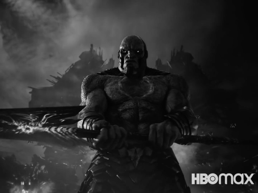 Snyder Cut Darkseid