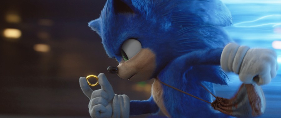 Sonic The Hedgehog post-credit scene