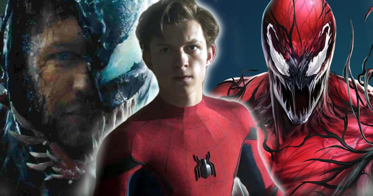 Sony Venom Spider-Man Carnage