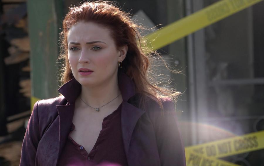 Sophie Turner X-Men Dark Phoenix Jean Grey