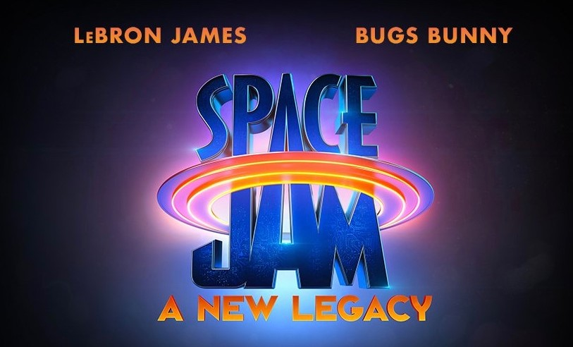 Space Jam 2 New Legacy LeBron James