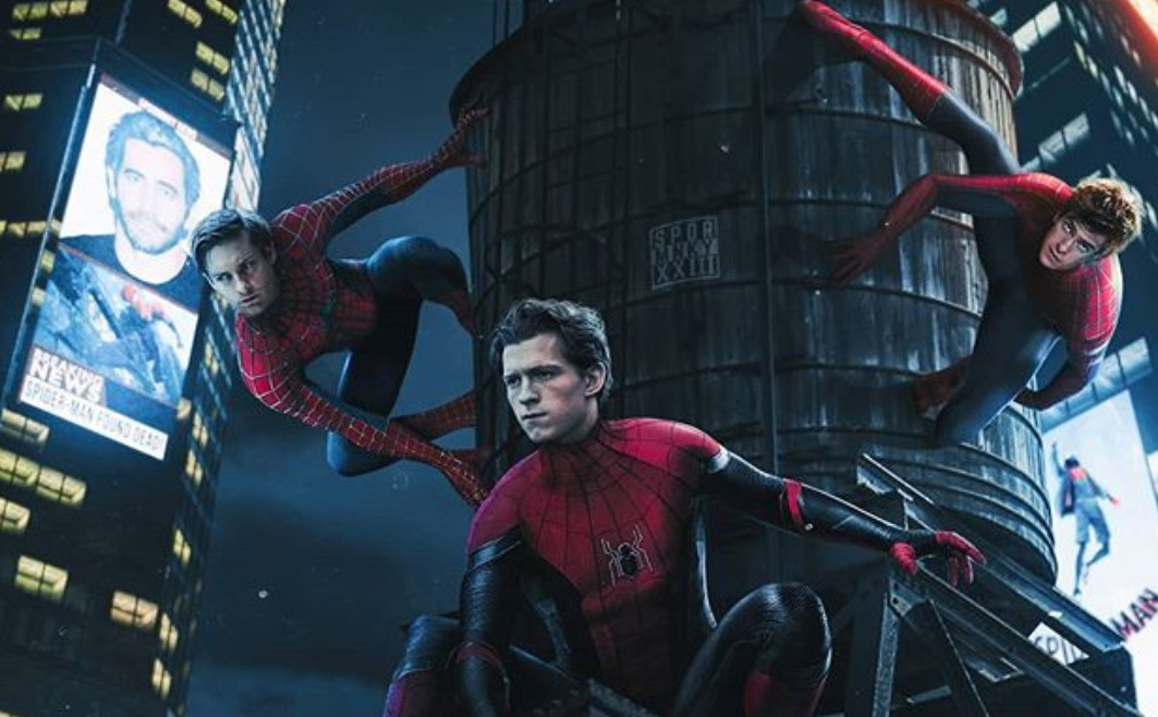Spider-Man 3 rumors include Spider-Verse Multiverse