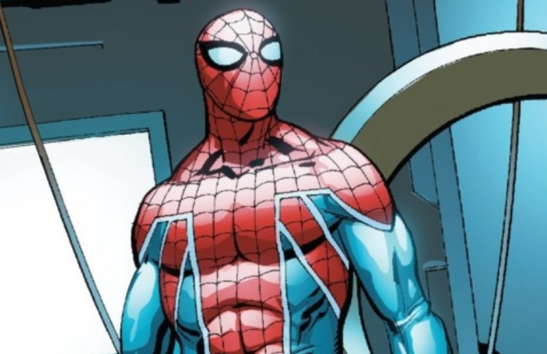 Spider-UK Marvel