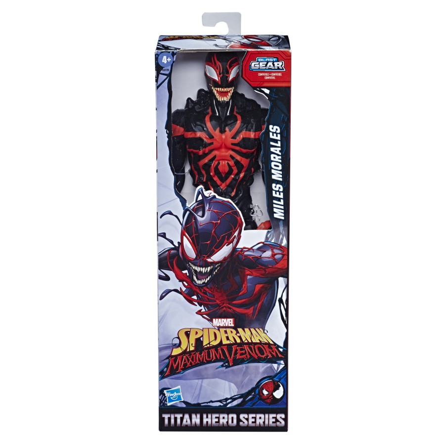 Spider-Man Maximum Venom Hasbro