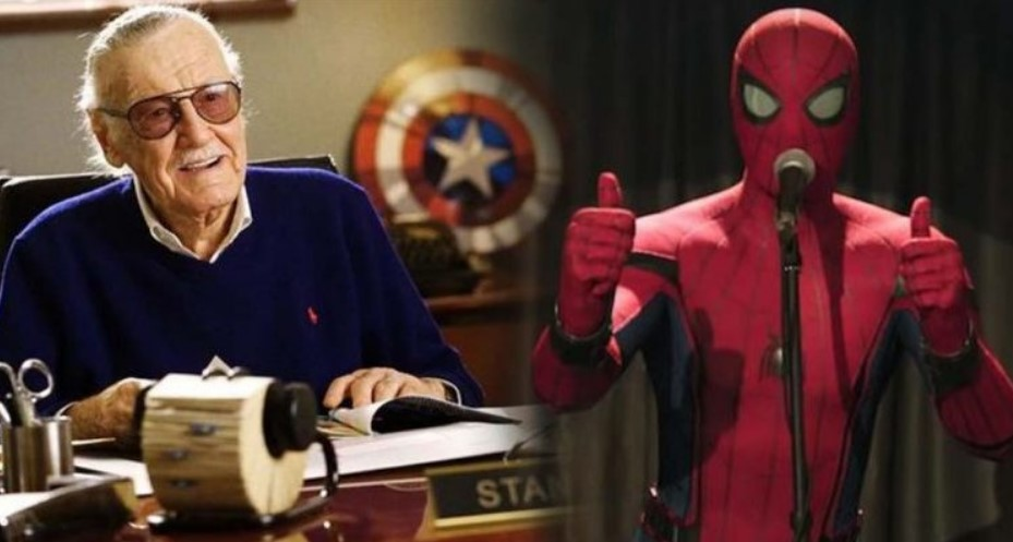 Stan Lee Spider-Man Marvel Disney