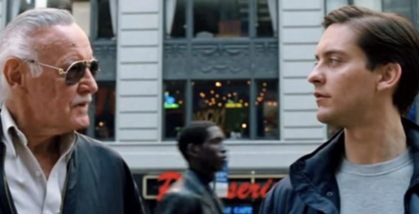 Spider-Man Stan Lee