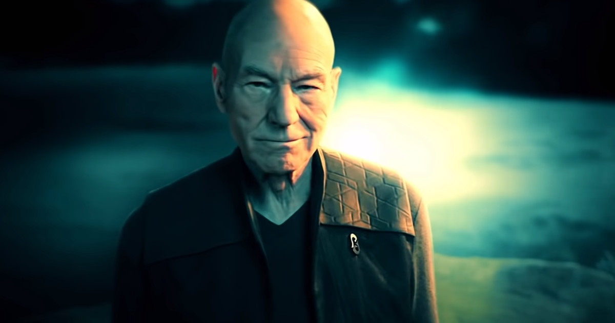 Star Trek Picard CBS All Access