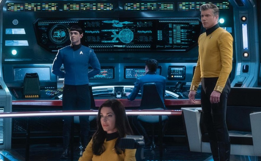 CBS All Access Orders 'Star Trek: Strange New Worlds'