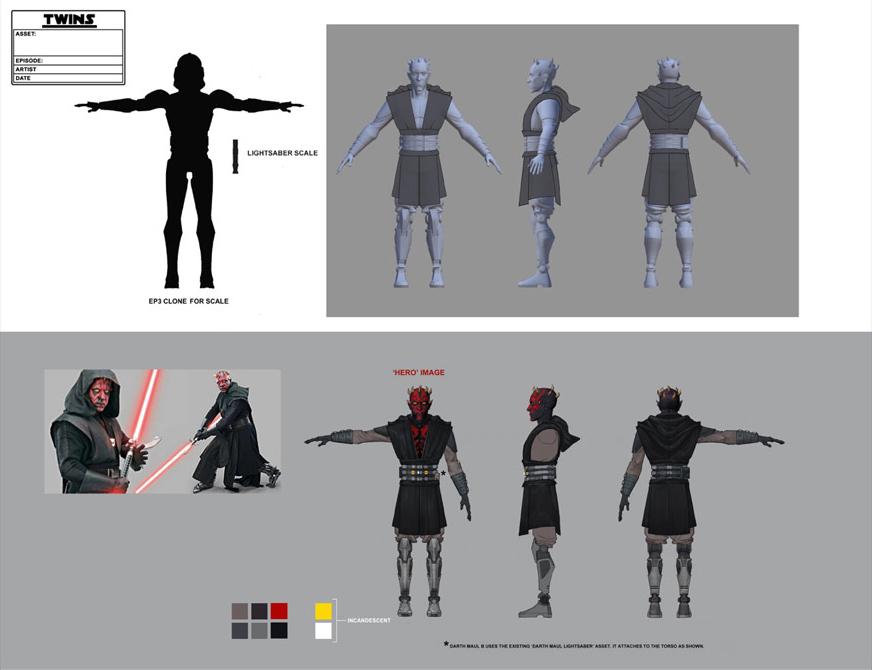 Darth Maul Star Wars Clone Wars