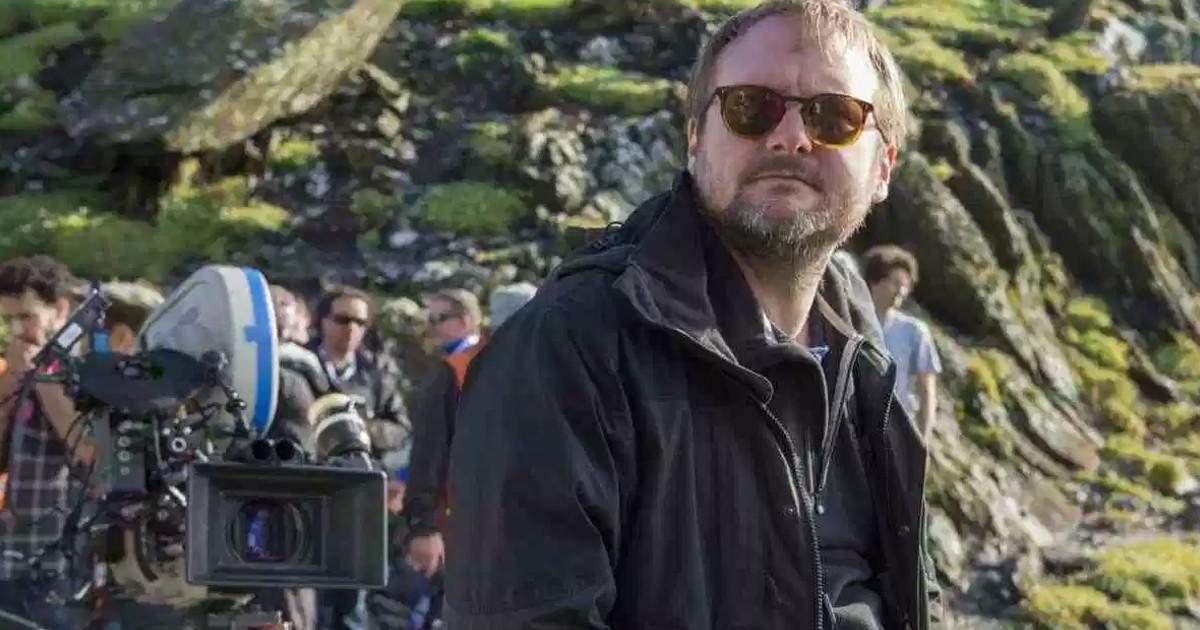 Star Wars director Rian Johnson