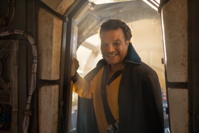 Star Wars: Episode IX Billy Dee Willams Lando