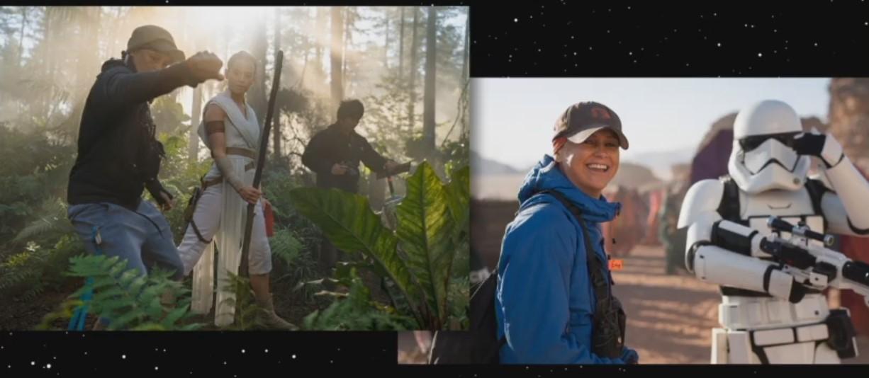 Star Wars: Episode IX behind the scenes