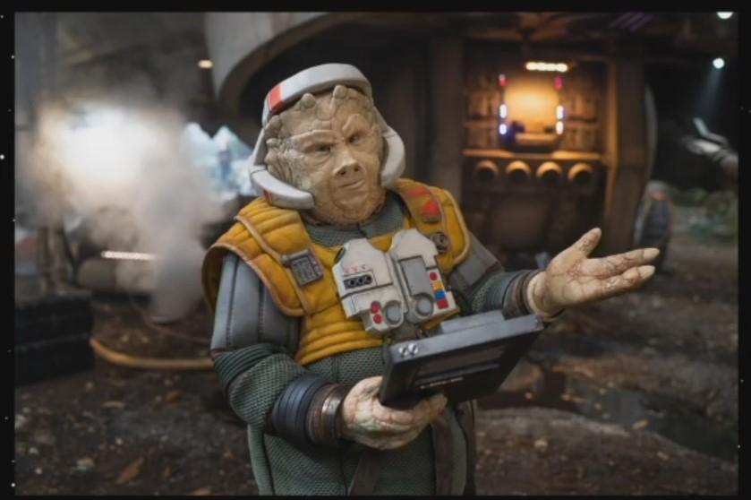 Star Wars: Episode IX creature