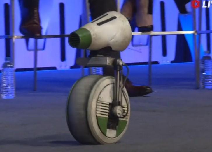 Star Wars: Episode IX DIO bot