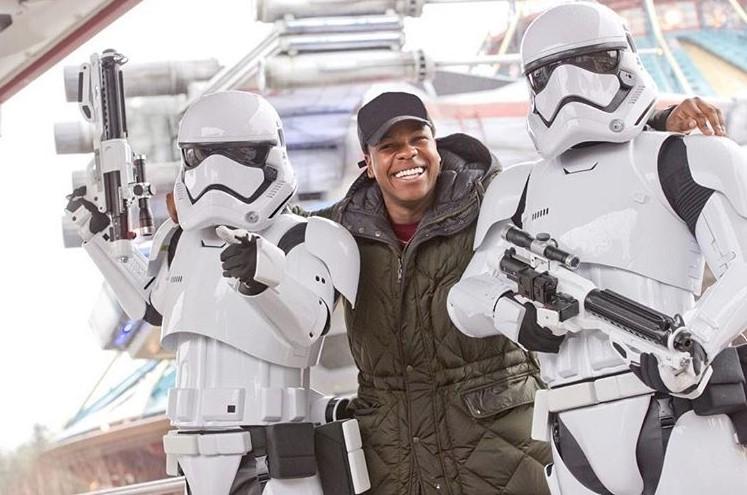 John Boyega Star Wars: Episode IX