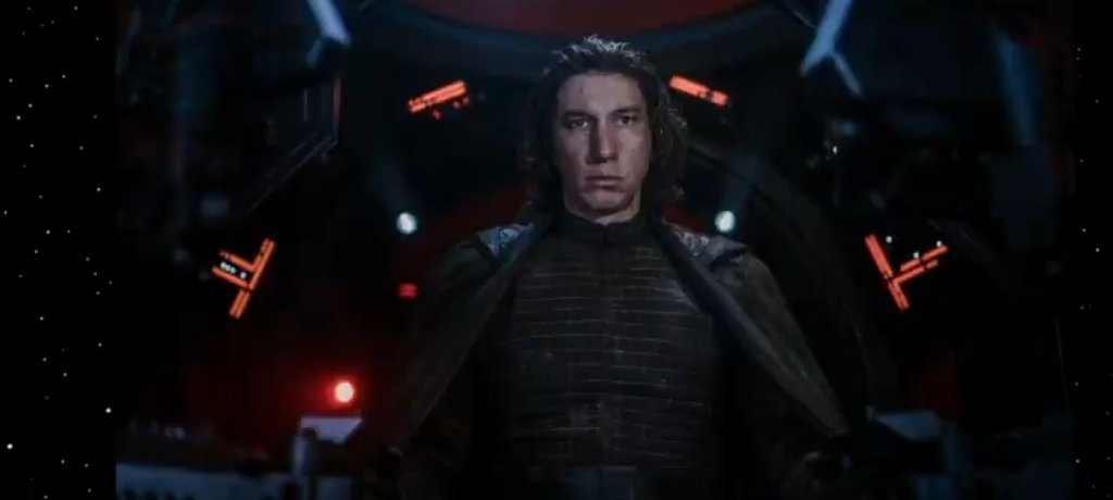 Star Wars: Episode IX Adam Driver Kylo Ren
